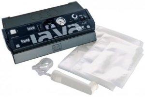 Test V300 Black vakuumierer Lava