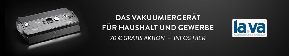 günstig Lava Vakuumierer 70 Euro Rabatt