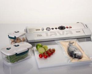Test V400 Premium Lava Vakuumierer