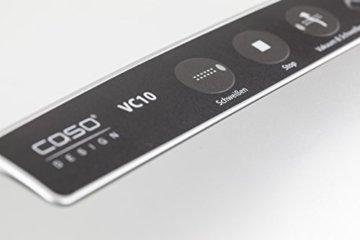 Test Vc10 Caso Vakuumiergerät