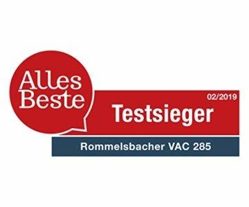 Testbericht Vac285 Rommelbacher Vakuumiergerät
