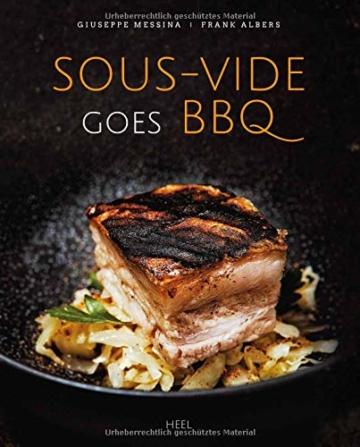 Sous vide Buch für Griller und BBQ