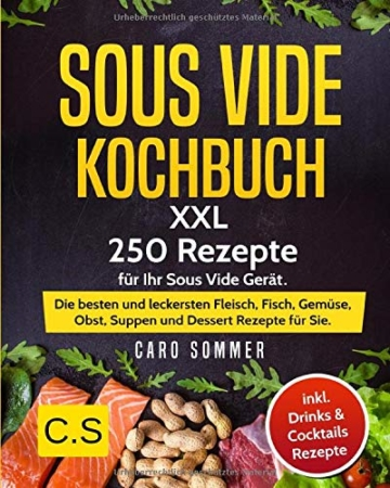 Sous vide Kochbuch