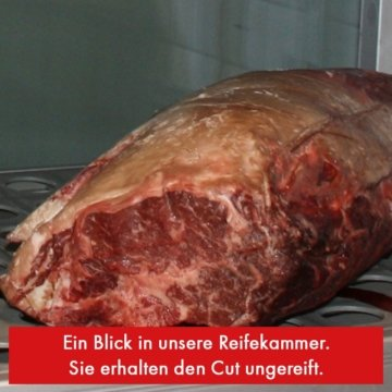 Beef für Dry Ager